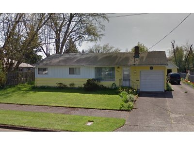 Salem Single Family Home For Sale: 3240 Watson Ave NE