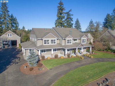 Aloha, Beaverton, Forest Grove, King City, Lake Oswego, Newberg, Portland, Sherwood, Tigard, Battle Ground, Brush Prairie, Camas, Vancouver, Washougal Single Family Home For Sale: 25719 NE 74th Ct