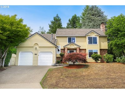 Lake Oswego Single Family Home For Sale: 4097 Buck Brush Ln