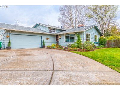 Single Family Home For Sale: 1828 SE 111th Ave