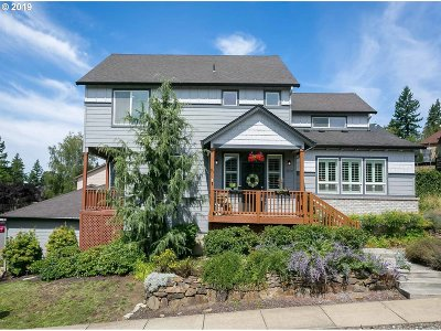 Washougal Single Family Home For Sale: 2512 W 10th St