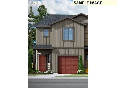 Clark County Single Family Home For Sale: 11101 NE 115th Ct #Lot27