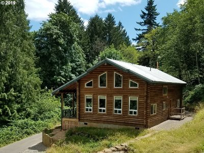 Multnomah County Single Family Home For Sale: 8575 SW Rodlun Rd