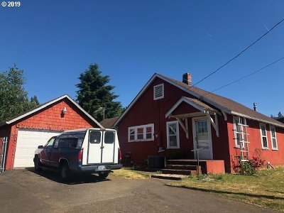 Single Family Home For Sale: 266 S 16th St
