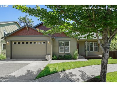 Single Family Home For Sale: 6736 SE 156th Ave