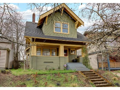 Single Family Home For Sale: 5903 NE 10th Ave