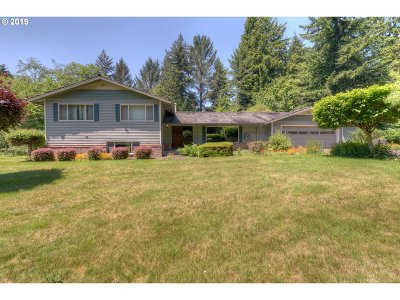 Single Family Home For Sale: 42759 Old Hwy 30