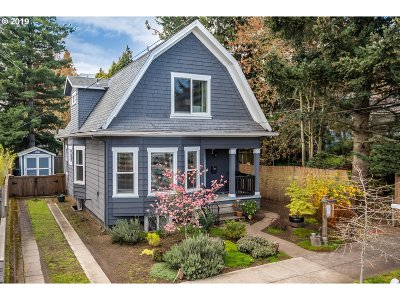Single Family Home For Sale: 417 NE 52nd Ave