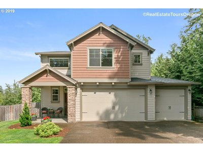 Tigard Single Family Home For Sale: 12880 SW 129th Pl