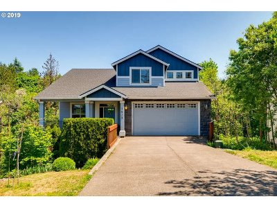Portland Single Family Home For Sale: 7412 SE 114th Ave