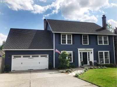 Beaverton Single Family Home For Sale: 8635 SW Thoroughbred Pl