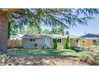 Vancouver Single Family Home For Sale: 3017 NE 78th Ave