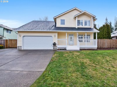 Camas Single Family Home For Sale: 1924 NW 31st Way