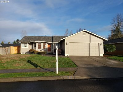 Gresham Single Family Home For Sale: 575 SE Vista Ter