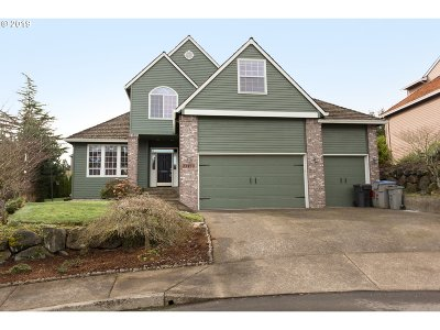 Tigard Single Family Home For Sale: 13973 SW Aerie Dr