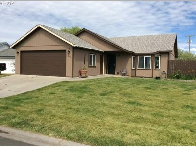 Umatilla County Single Family Home For Sale: 1440 Lupine St
