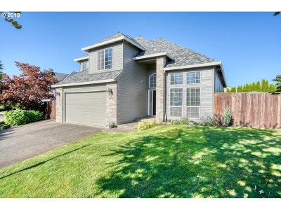 Happy Valley Single Family Home Pending: 9567 SE Plover Dr