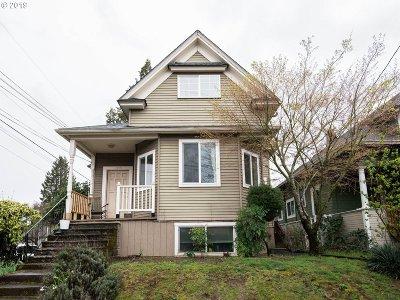 Portland Multi Family Home For Sale: 1400 SE 35th Ave