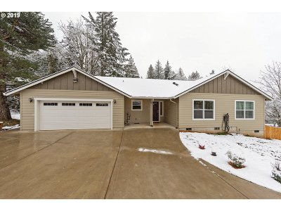 Estacada Single Family Home For Sale: 35172 SE Coupland Rd