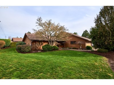 McMinnville Single Family Home For Sale: 1200 NW Greenbriar Pl