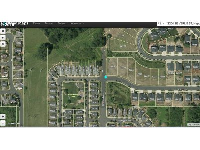 Happy Valley, Clackamas Residential Lots & Land For Sale: 12201 SE Verlie St