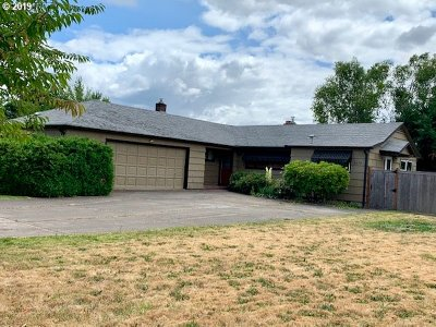 Eugene Single Family Home For Sale: 2575 Norkenzie Rd