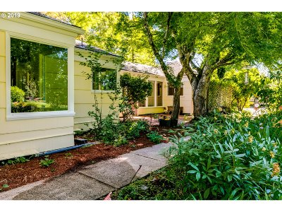 Eugene Single Family Home For Sale: 925 Park Ave