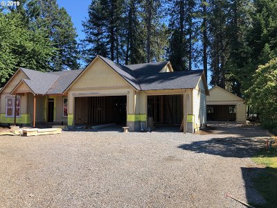 Canby Single Family Home Pending: 723 NE 10th Ave