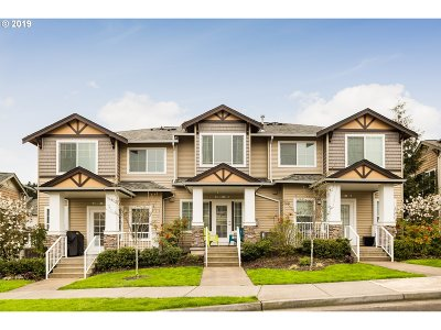 Beaverton Condo/Townhouse For Sale: 15350 SW Mallard Dr