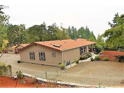Eugene Single Family Home Bumpable Buyer: 86562 Bailey Hill Loop Rd