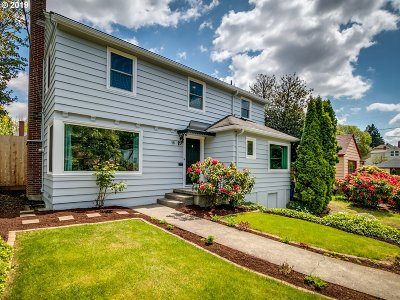 Single Family Home For Sale: 14 NE 44th Ave
