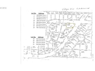 Myrtle Creek Residential Lots & Land For Sale: 267 Mona St #25