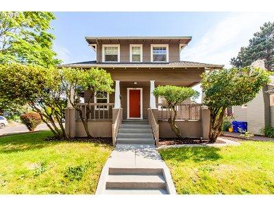 Clackamas County, Multnomah County, Washington County Multi Family Home For Sale: 4547 NE 30th Ave