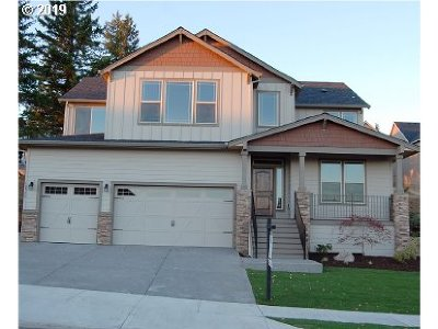 Happy Valley Single Family Home For Sale: 13013 SE Snowfire