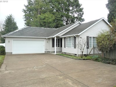 Keizer Single Family Home Sold: 4474 Cummings Pl