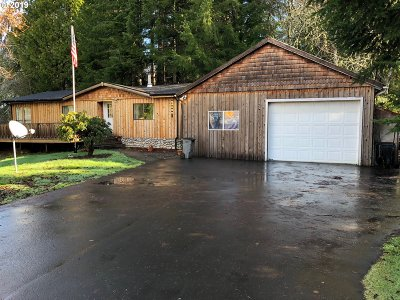 Astoria Single Family Home For Sale: 92811 John Day River Rd
