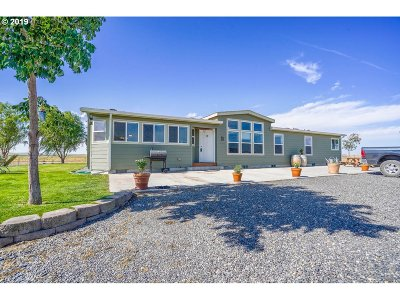 Hermiston Single Family Home For Sale: 76897 Homestead Ln