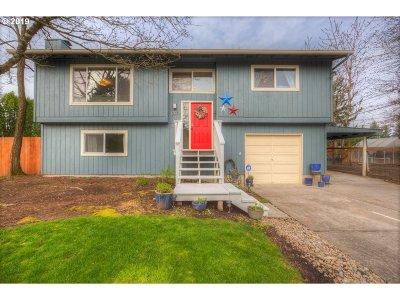 Single Family Home For Sale: 12026 SE Pardee St SE