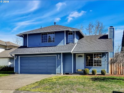 Sherwood Single Family Home For Sale: 22162 SW Kelsey Ct