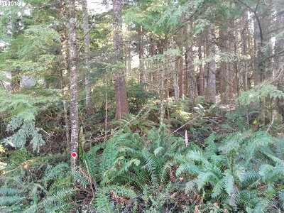 Arch Cape Residential Lots & Land For Sale: 003 Hemlock Ln