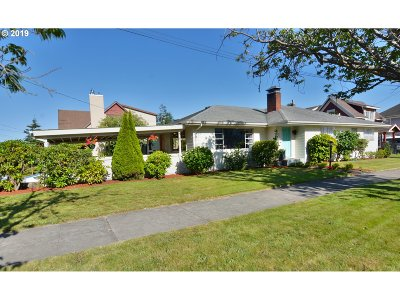 Coos Bay Single Family Home For Sale: 808 S 5th