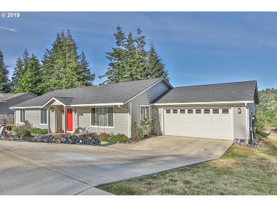 Coos Bay Single Family Home For Sale: 1502 Pennsylvania Pl