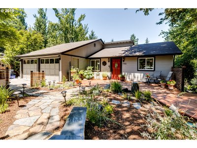Eugene Single Family Home For Sale: 1755 W 28th Ave