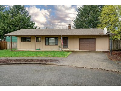 Stayton Single Family Home Sold: 1441 Wespark Ct