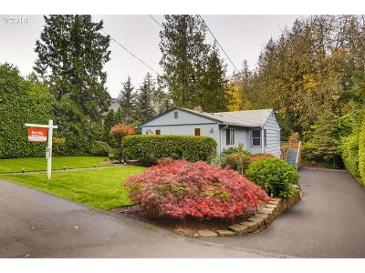 Washington County Single Family Home For Sale: 4325 SW 96th Ave