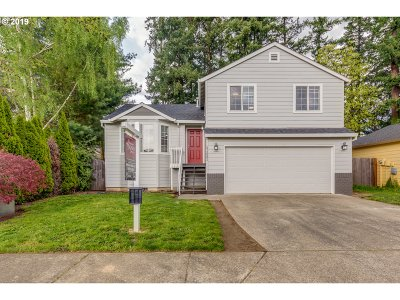 Beaverton Single Family Home For Sale: 21531 SW Gregory Dr