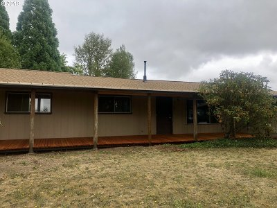 Canby Single Family Home For Sale: 27224 S Dave Rd