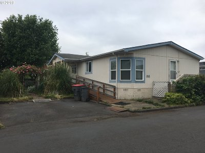 Newberg, Dundee, Mcminnville, Lafayette Single Family Home For Sale: 2400 SE Stratus Ave #98