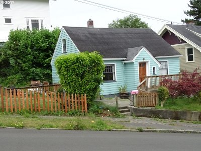 Single Family Home For Sale: 663 10th St