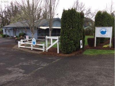 Tigard, King City, Sherwood, Newberg Commercial For Sale: 23150 NE Dayton Ave